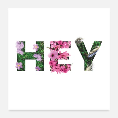 HEY - Poster