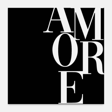Amor AMORE - Poster