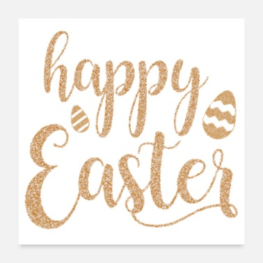 Happy Happy Easter - Poster