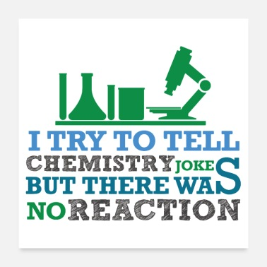 Chemist Chemiewitz without reaction ... - Poster