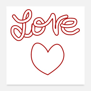 Cuore Liebe - Poster