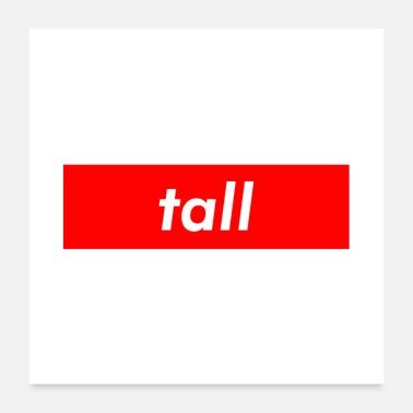 Tall Tall - Poster