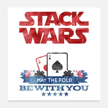 Texas Poker Stack Wars - Poster