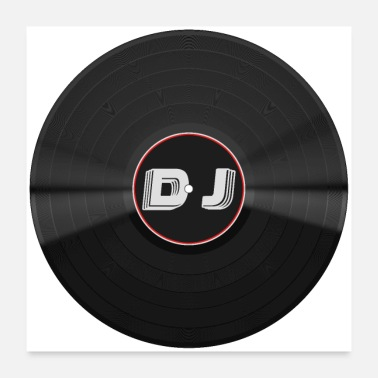 Deejay Disque Deejay - Poster