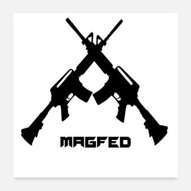 Taktinen Paintball MagFed - Juliste