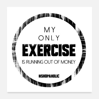 Exercise EXERCISE, GIFT - Poster