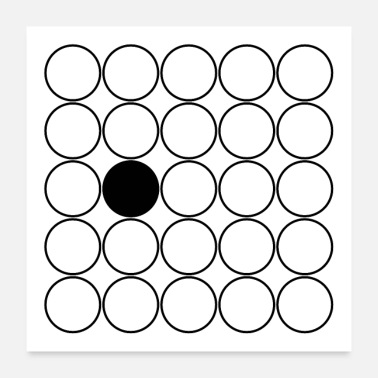 Design DOTS poster - Poster