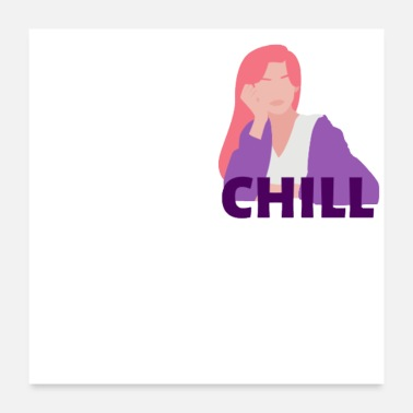 Chiller Chill - Poster