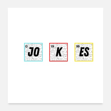 Happy Birthday i tell dad jokes periodically - Poster