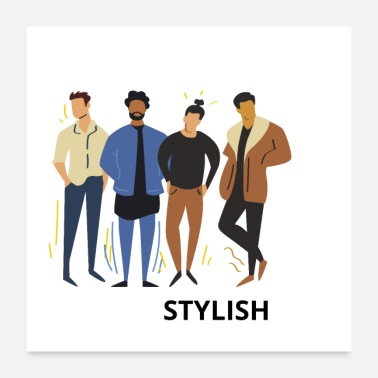 Stylish stylish - Poster