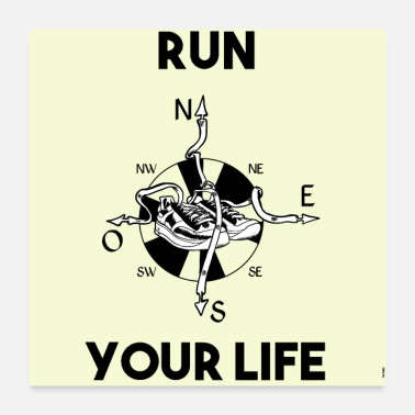 Ny Run Your Life - Poster