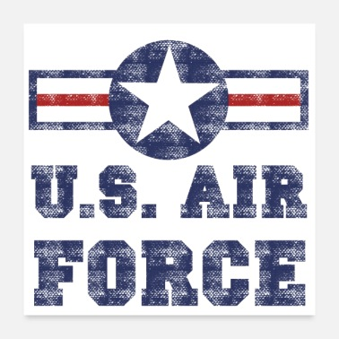 Us US Air Force - Poster