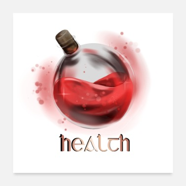 Health Health Potion - Poster