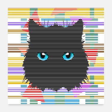 Cat's eyes - Poster
