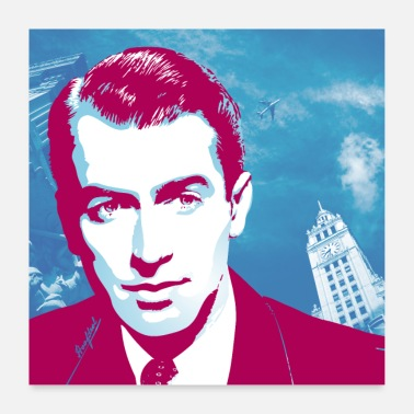 Chicago James Stewart Chicago - Juliste