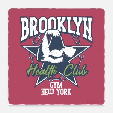 Gym Health Club - Poster