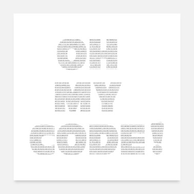 Code OH MEIN CODE! - Poster