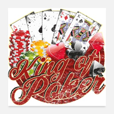Pik King of Poker - Poster