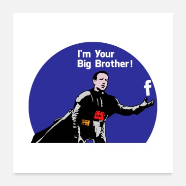 Spy I'M YOUR BIG BROTHER! - Poster