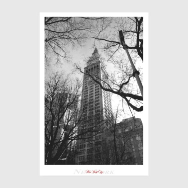 Ny New York City (Affiche) - Poster 20 x 30 cm