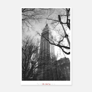 Nyc New York City (Poster) - Poster 8 x 12