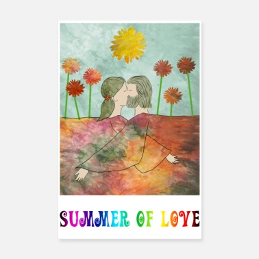 Hippie Summer of Love - Poster
