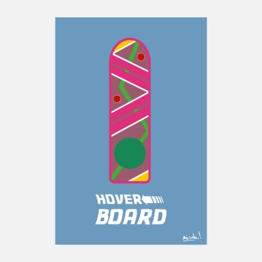Mc Hoverboard - Poster