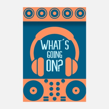 What What's up? - Poster