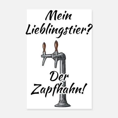 Plakaty Z Motywem Piwo Zamów Online Spreadshirt
