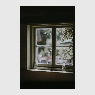 Photo of window - Poster 8 x 12