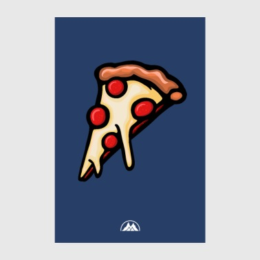 Pizza - Poster 20x30 cm