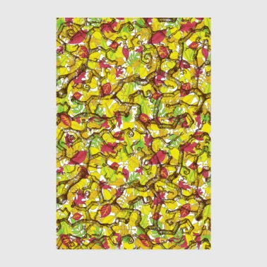 Snack on leaves POSTER - Poster 8 x 12