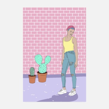 Trend Pastel - Poster