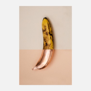 Banana Copper banana - Poster 8 x 12