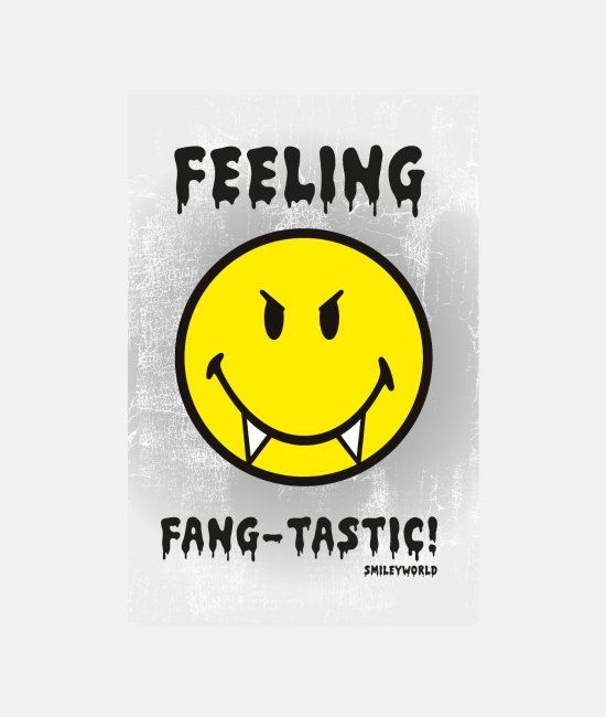 Vampire Tooth Posters - SmileyWorld Feeling Fang-Tastic - Posters wit