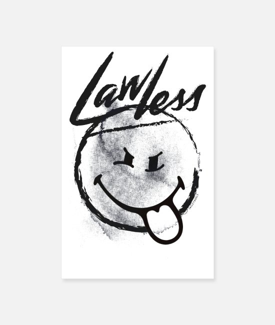 Official License Posters - SmileyWorld Lawless - Posters wit