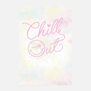 Chill Out SmileyWorld Chill Out - Juliste