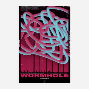 Wormhole - Poster