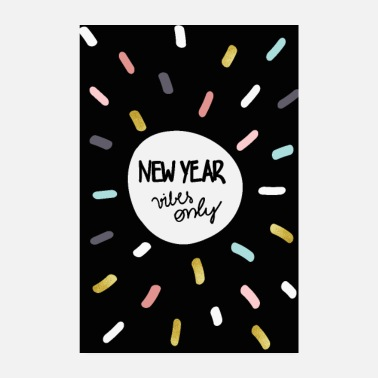 Actif VA New Year General vertical2 - Poster