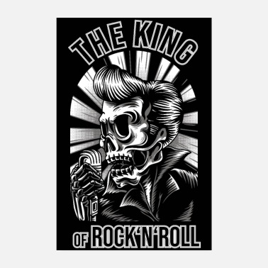 Hardrock The king of Rock'n'roll - Poster