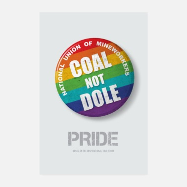 Pride - Alternatives Filmplakat - Poster