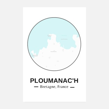 Post Poster / Poster Ploumanac'h - Poster