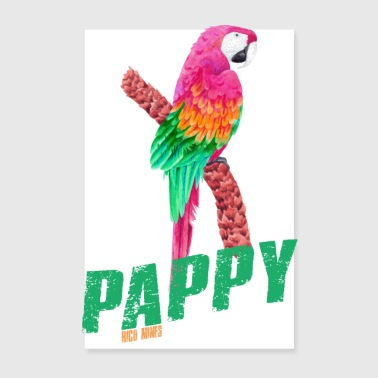 PAPPY - Poster 8 x 12