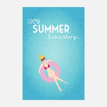Story Summer story - Poster