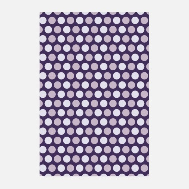 Fashion FASHION DOTS - Poster 8 x 12