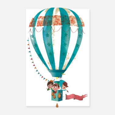 Balloons Balloon collection - Poster 8 x 12