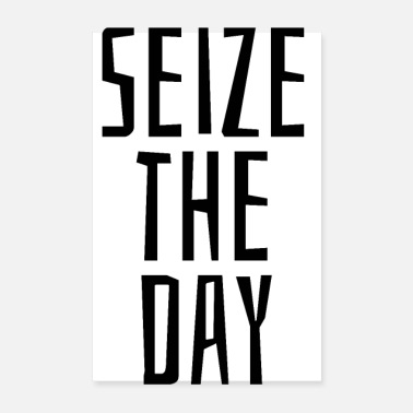 Jumpstyle Seize the day - Poster