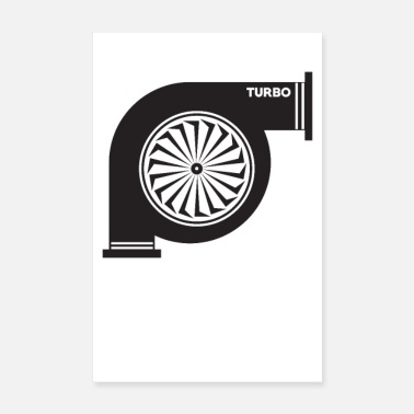 Tuning Turbo - Poster