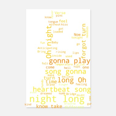 Heartbeat Heartbeat song - Poster
