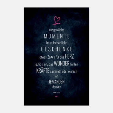 Chalk SELECTED MOMENTS - Poster